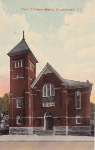 HAGERSTOWN, Maryland, 00-10s ; First Christian Church