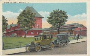 BRISTOL , Virginia , 1910s ; Union Railroad Station