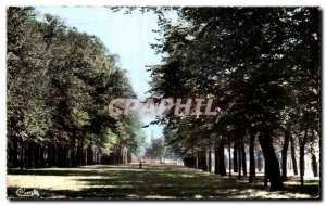 Old Postcard St Quentin Aisne Champs Elysees