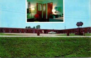 Illinois Morrison New Hillcrest Motel