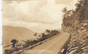 RP: MEXICO, 1930-40s; Jacala - Tamazunchale Highway