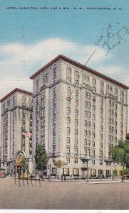 WASHINGTON D.C. , Hotel Hamilton , 1943