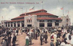INDIANAPOLIS, Indiana, PU-1912; State Fair Grounds, Coliseum