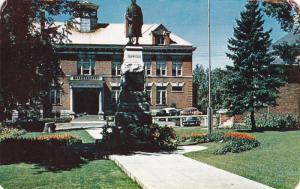 KENORA, Ontario, Canada, The Court House, 40-60s