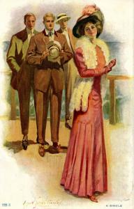 A Single - Artist: Alfred James Dewey.    (Romance)