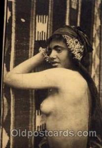 Arab Nude Nudes Postcard Post Card