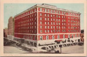 Hotel London ON Ontario Postcard D66