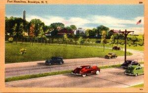 New York Vity Brooklyn Fort Hamilton