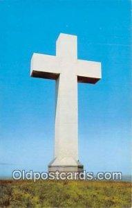Cross at Jumonville Uniontown, PA, USA Unused