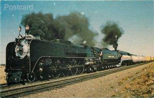 Railroad, Union Pacific, Locomotive # 8444, Freedom Train, Locomotive # 4449