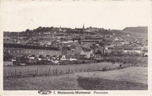 Panorama, Morlanwelz- Mariemont, Hainaut, Belgium, 1910-1920s