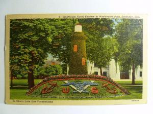Old Postcard Sandusky OH