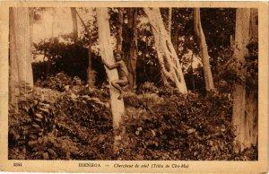 VIETNAM INDOCHINE - Bienhoa - Chercheur de miel (190105)