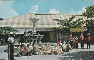 Victoria's Craft market , KIngston , Jamaica, 40-60s