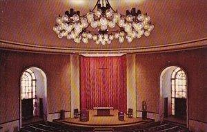 Interior Of John Milton Colton Memorial Chapel Lafayette College Easton Penns...