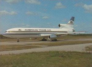 American Trans Air Lockheed L1011 1 N709DA