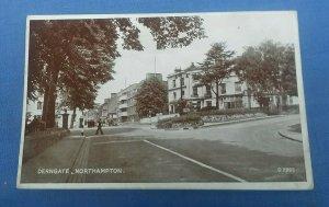 Vintage  Postcard  Derngate Northampton F1B