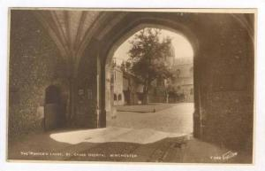RP, The Porter's Lodge, St. Cross Hospital, Winchester (Hampshire), England, ...
