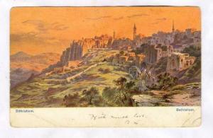 Bethlehem , Palestine , PU-1908
