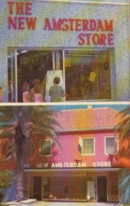 Curacao The New Amsterdam Store Brederstraat  & Gomezplein