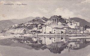 VENTIMIGLIA, Liguria, Italy, PU-1919; Borgo Merina