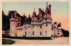 CPA Chateau d'USSÉ - XV et XVI siécles - Coté Est (299021)