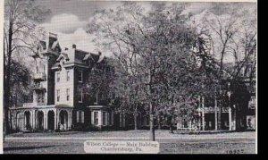 Pennsylvania Chambersburg , Main Building Wilson College DexterPressArchives