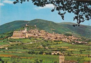 Italy Assisi Panorama
