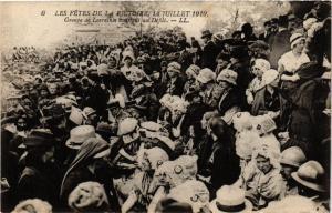 CPA PARIS Les Fetes de la Victoire 1919 Groupe des Lorraines (218842)
