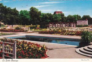Canada Le Jardin Botanique Montreal