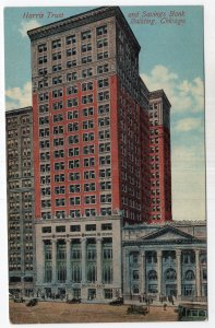 Chicago, Harris Trust and Savings Bank Building