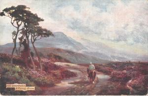 BR77276 the grampians a coming storm  postcard 1 2 3 scotland