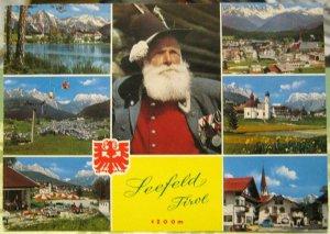 Austria Seefeld Tirol - posted
