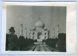 Photo; 1920s , India , Taj Mahal #1