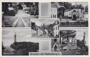 Groeten uit Valkenburg L. Netherlands,30-50s
