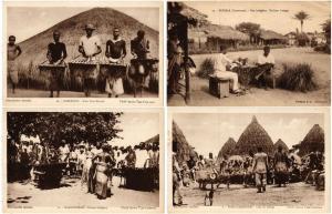CAMEROUN CAMEROON KAMEROUN 65 CPA AFRIQUE AFRICA Moslty pre-1950