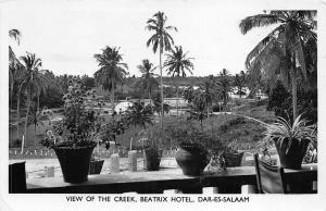 B86337 view of the creek beatrix hotel   tanzania dar es salaam