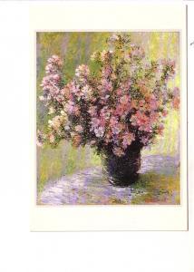 Vase of Flowers by Claude Monet, Museum Marmottan Paris, Arti Grafiche, 1991
