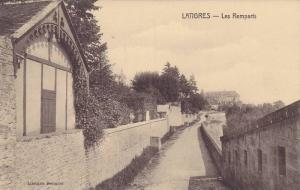 LANGRES, Les Remparts, Champagne-Ardenne, France, 00-10s