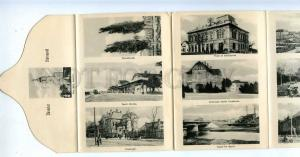 192740 HUNGARY HATVAN 15 views Vintage 5 postcards
