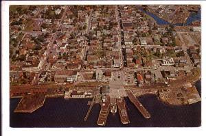 Dartmouth, Nova Scotia, Canada, Aerial
