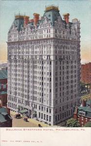 Pennsylvania Philadelphia Bellevue Stratford Hotel