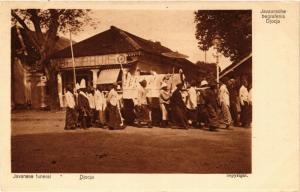 INDONESIA PC DUTCH INDIES - Birds Market - Djocja JAVA (a1637)