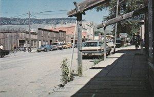 Montana Virginia City Mining Town Main Street Scene sk2027