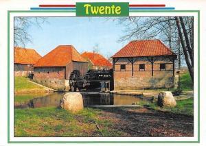 Netherlands Twente Moule Mill Muehle