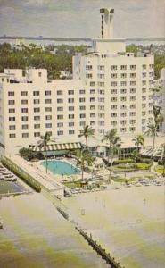 Florida Miami Beach The Sea Isle Hotel