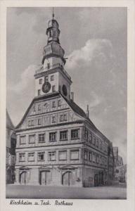 RATHAUS, Vienna, Austria; Kirchheim u. Teck., 10-20s
