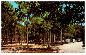 Florida Fort Pickens  Camping