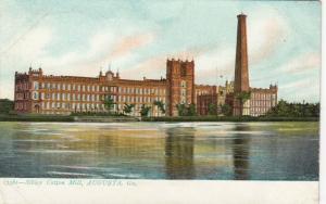 AUGUSTA , Georgia , 1901-07 ; Sibley Cotton Mill