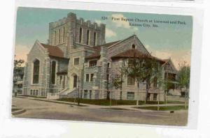 First Baptist Church at Linwood and Park, Kansas City, Missouri, 00-10s